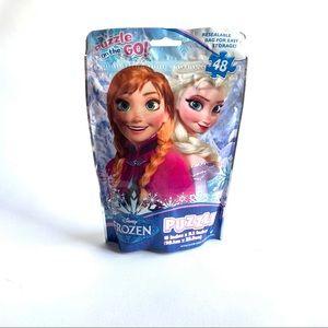 Disney Frozen puzzle NWT